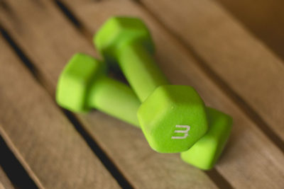 3lb Hand Weights