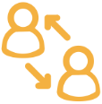 Shared experiences icon