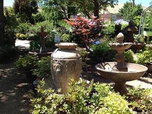 Greenhouse Garden Center Statuary