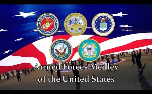 Armed Forces ensemble