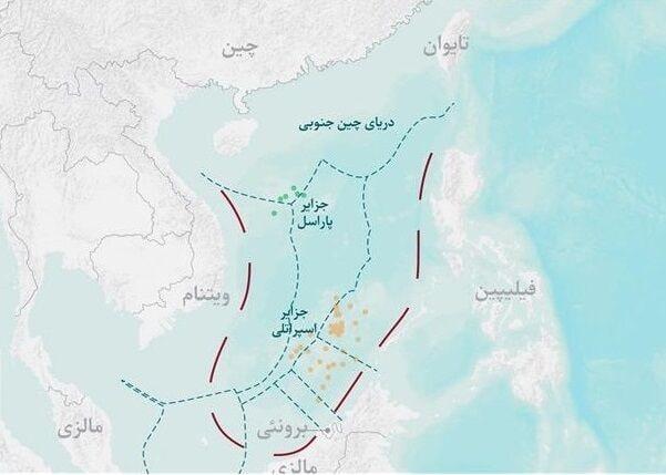 China-US-Chinasea
