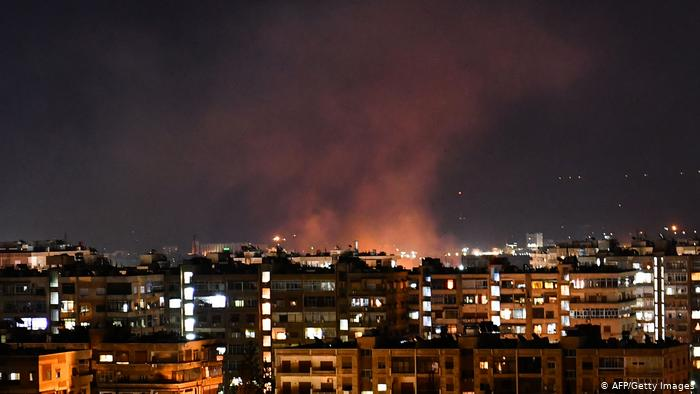 IsraelAttackonSyria