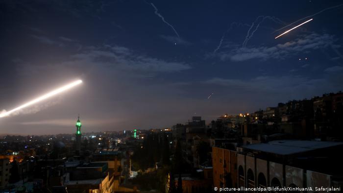 Israel-Syria-Iran