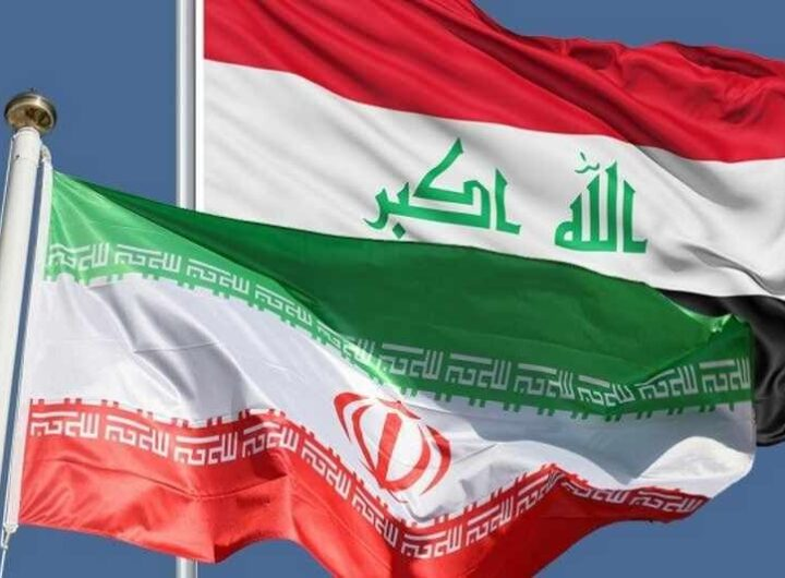 Iran-Iraq-Flag