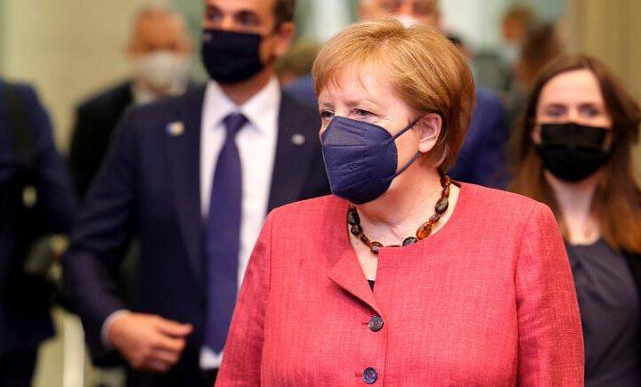 Merkel-Russia