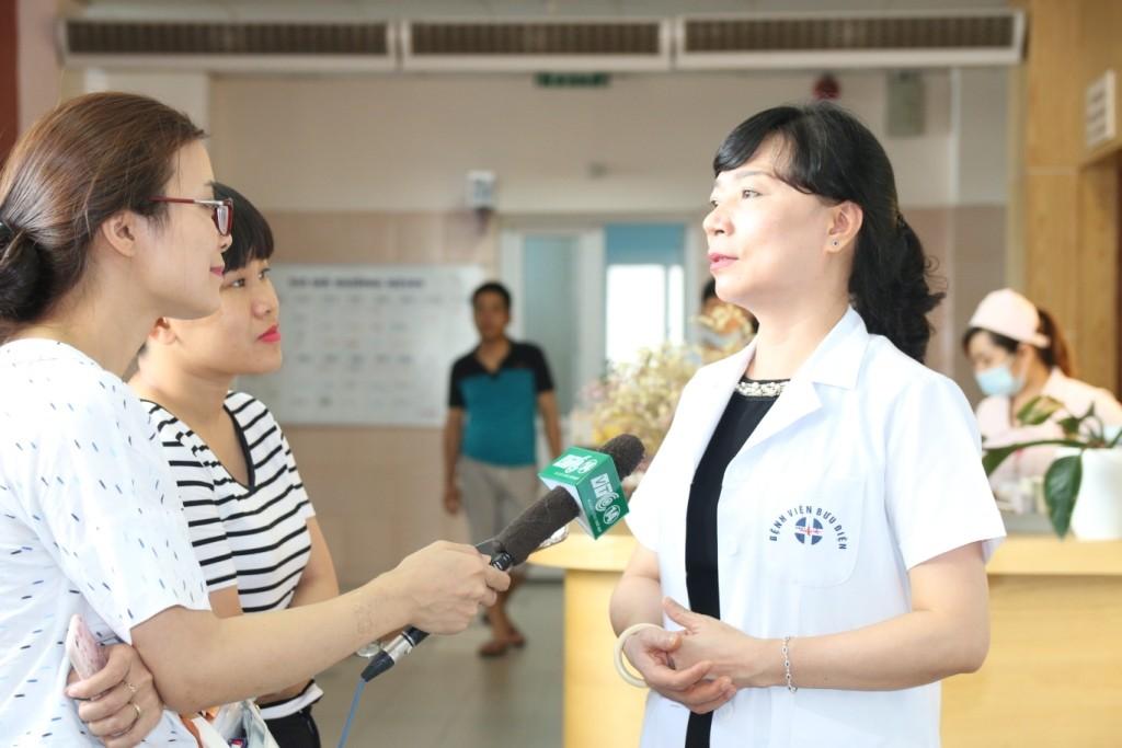 Bac si chuyen gia sinh san Nguyen Thi Nha