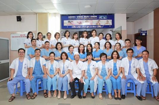 Trung tâm hỗ trợ sinh sản, bệnh viện Bưu Điện - Nơi chắp cánh ước mơ làm Mẹ!