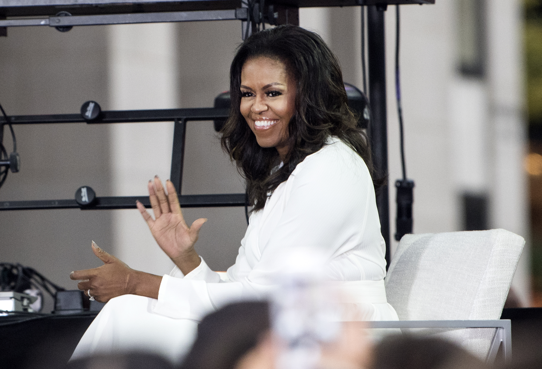 Michelle Obama và hỗ trợ sinh sản