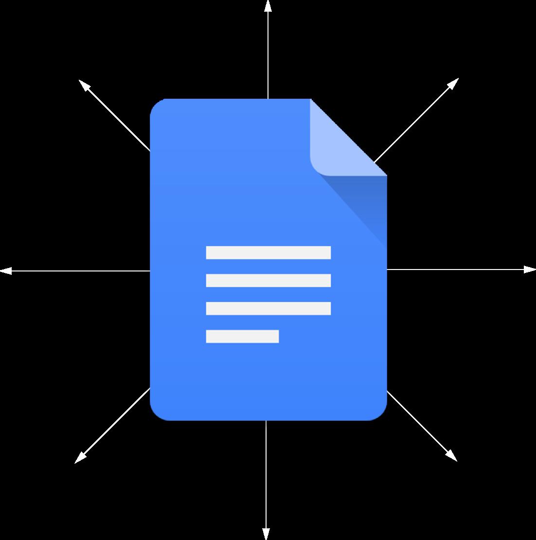 GoogleDoc Illustration