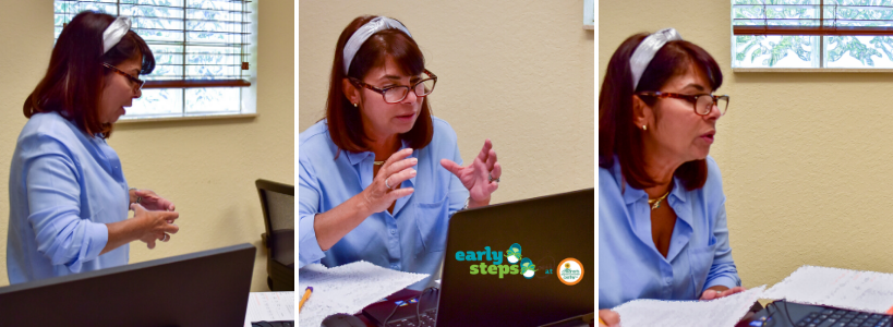 Early Steps Offering Free Virtual Evaluations and Telehealth Therapy