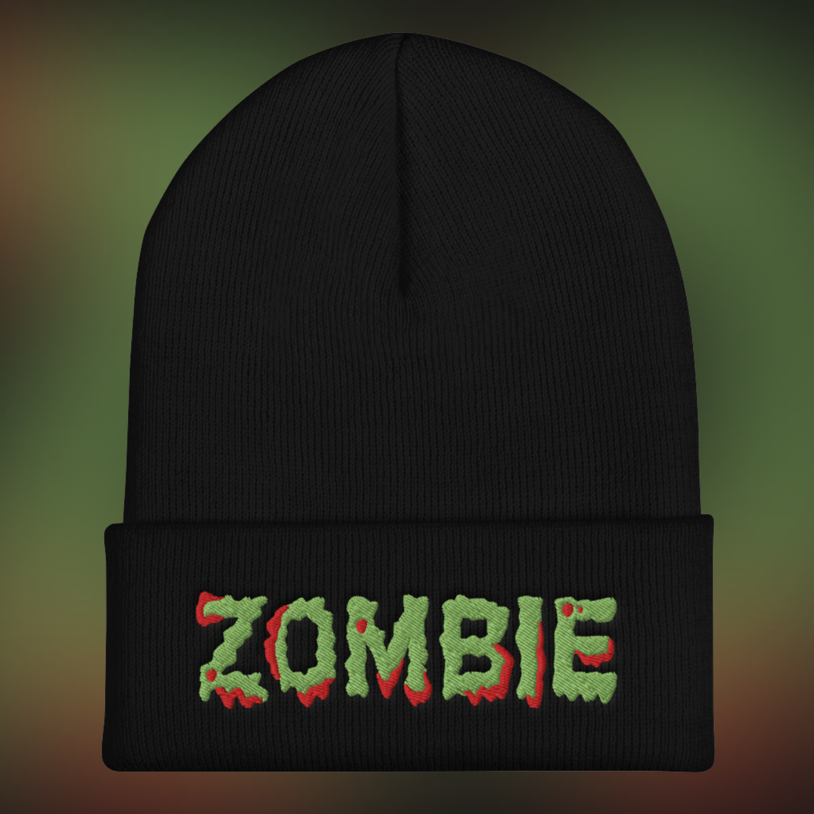 """Featured image for """"Zombie - Cuffed Beanie"""""""