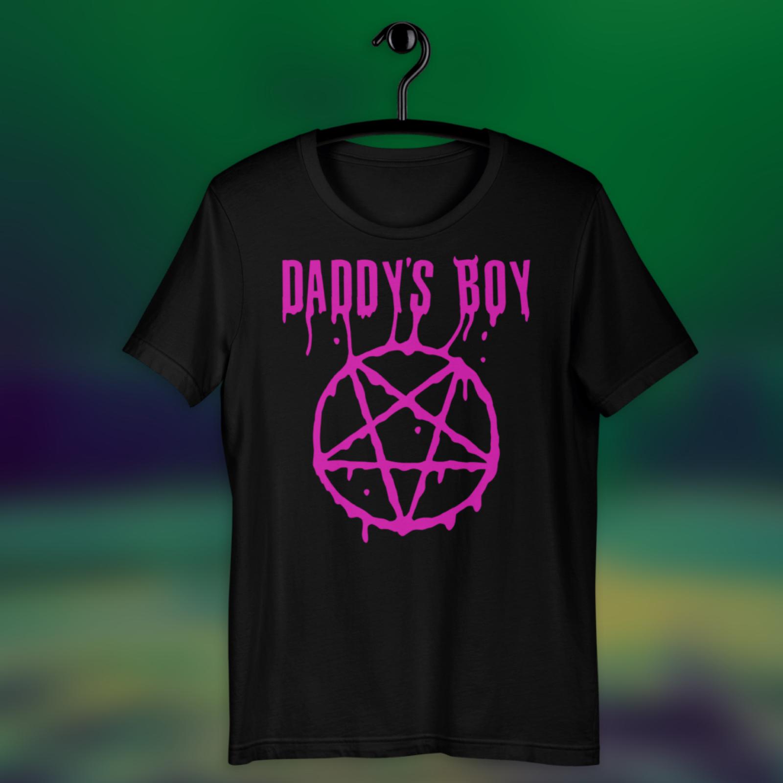 """Featured image for """"Daddy's Boy - Short-Sleeve Unisex T-Shirt"""""""