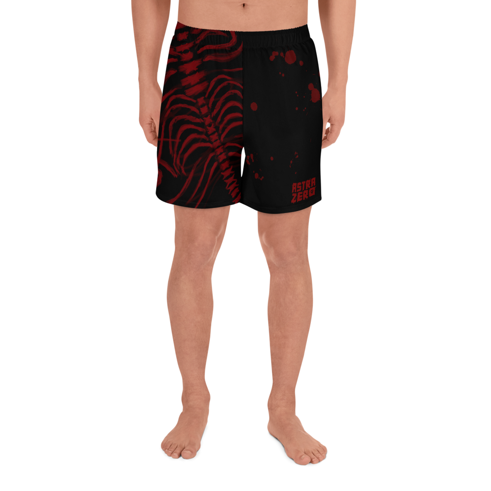 """Featured image for """"Ribs & Blood - Athletic Long Shorts"""""""
