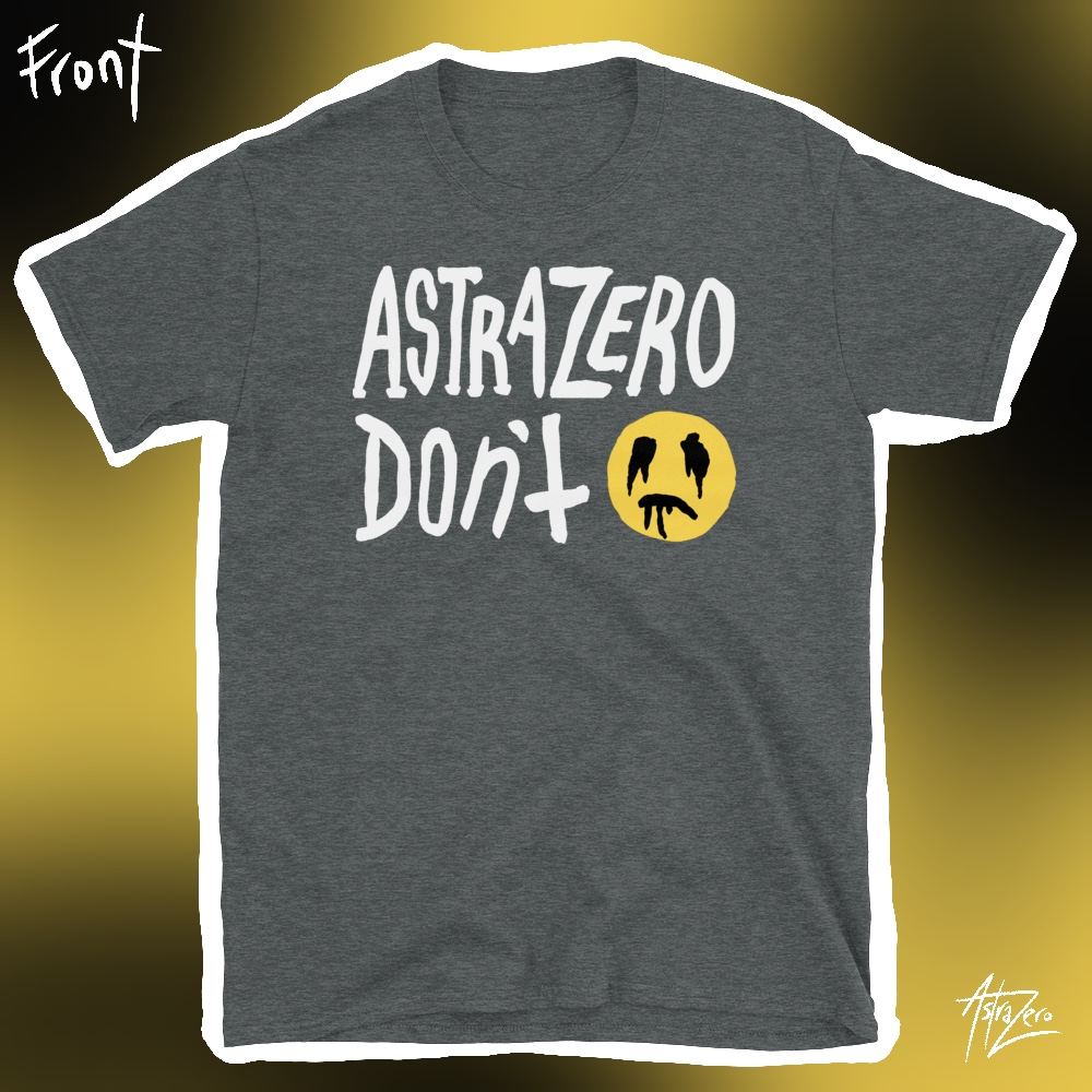 """Featured image for """"Astra Zero Don't WWSD - Short-Sleeve Unisex T-Shirt"""""""