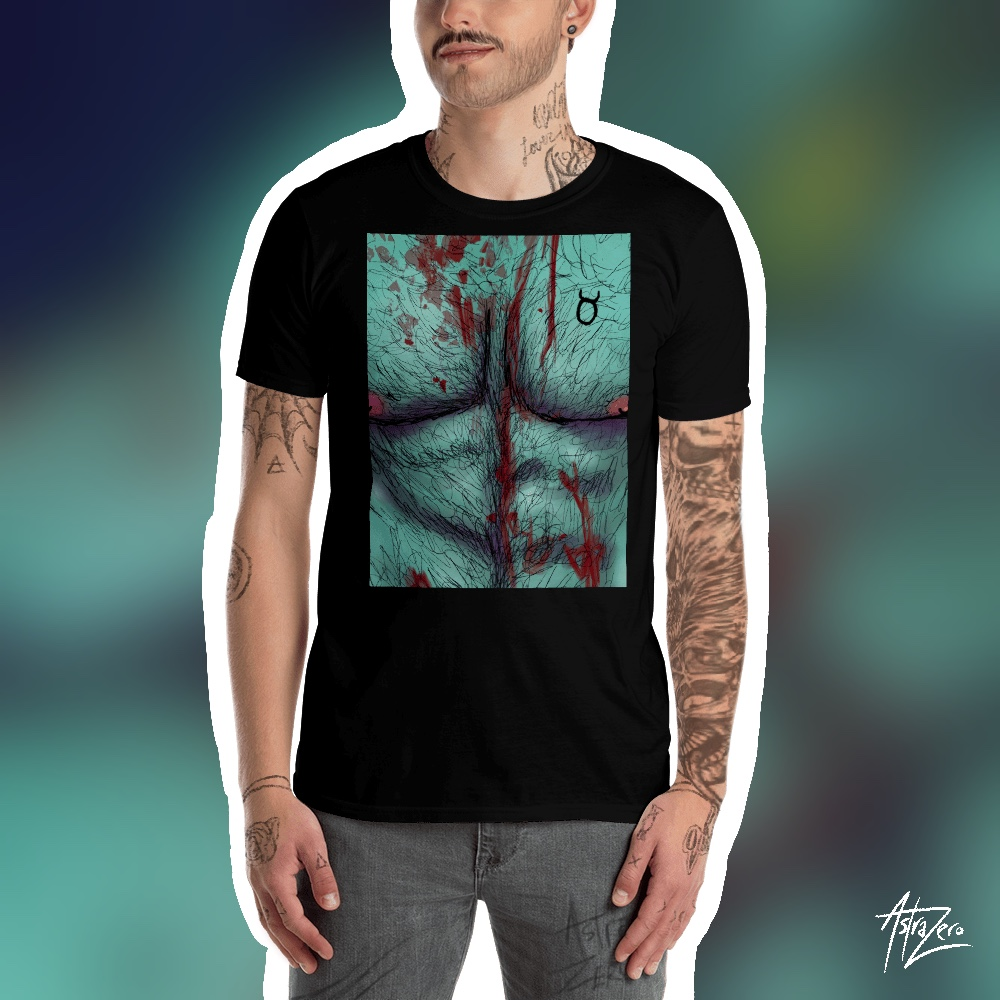 """Featured image for """"Dead Chest - Short-Sleeve Unisex T-Shirt"""""""