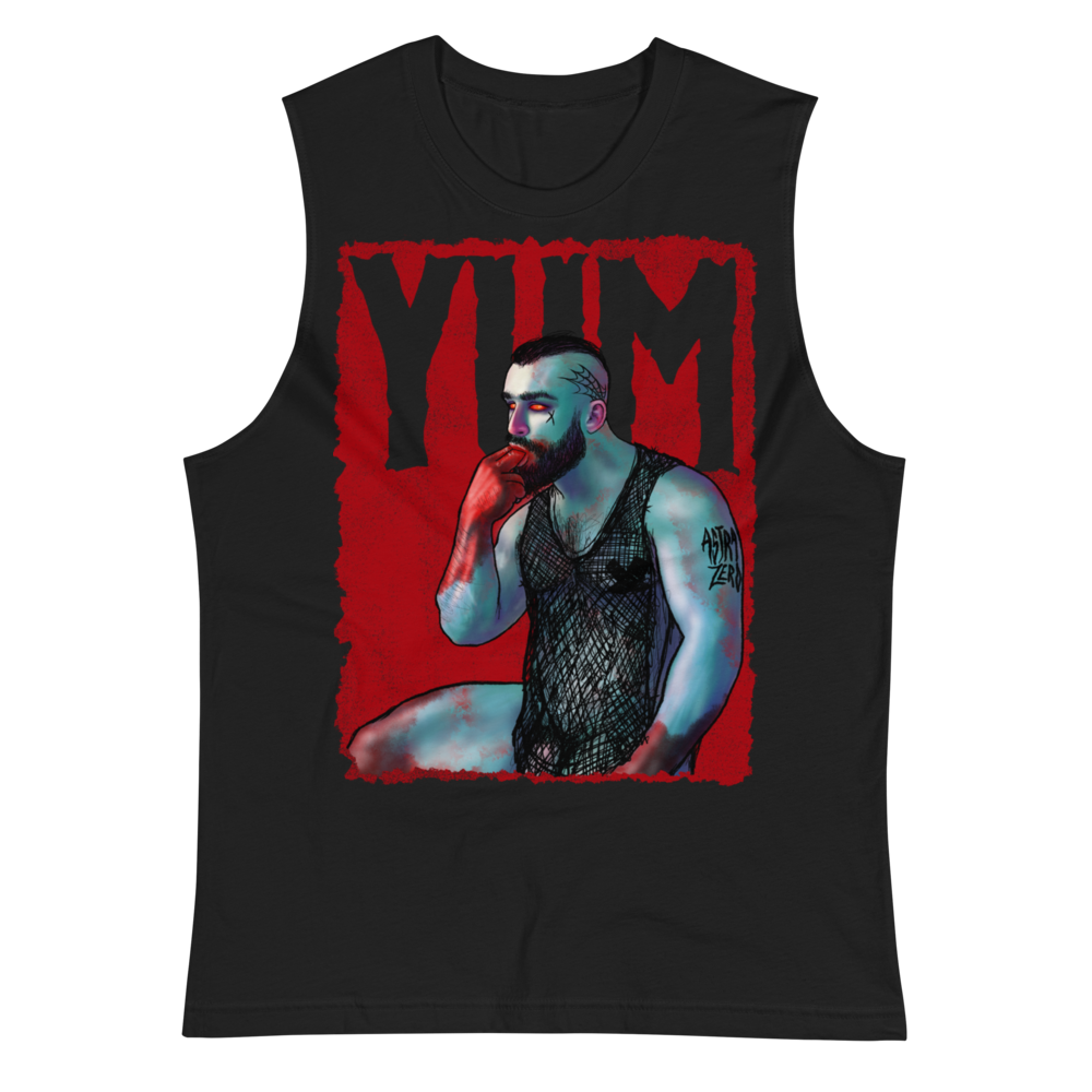 """Featured image for """"YUM - Muscle Shirt"""""""