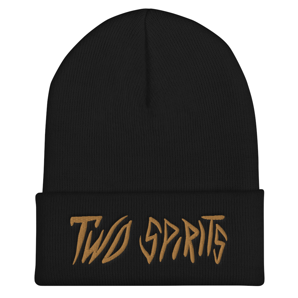"""Featured image for """"Two Spirits - Cuffed Beanie"""""""