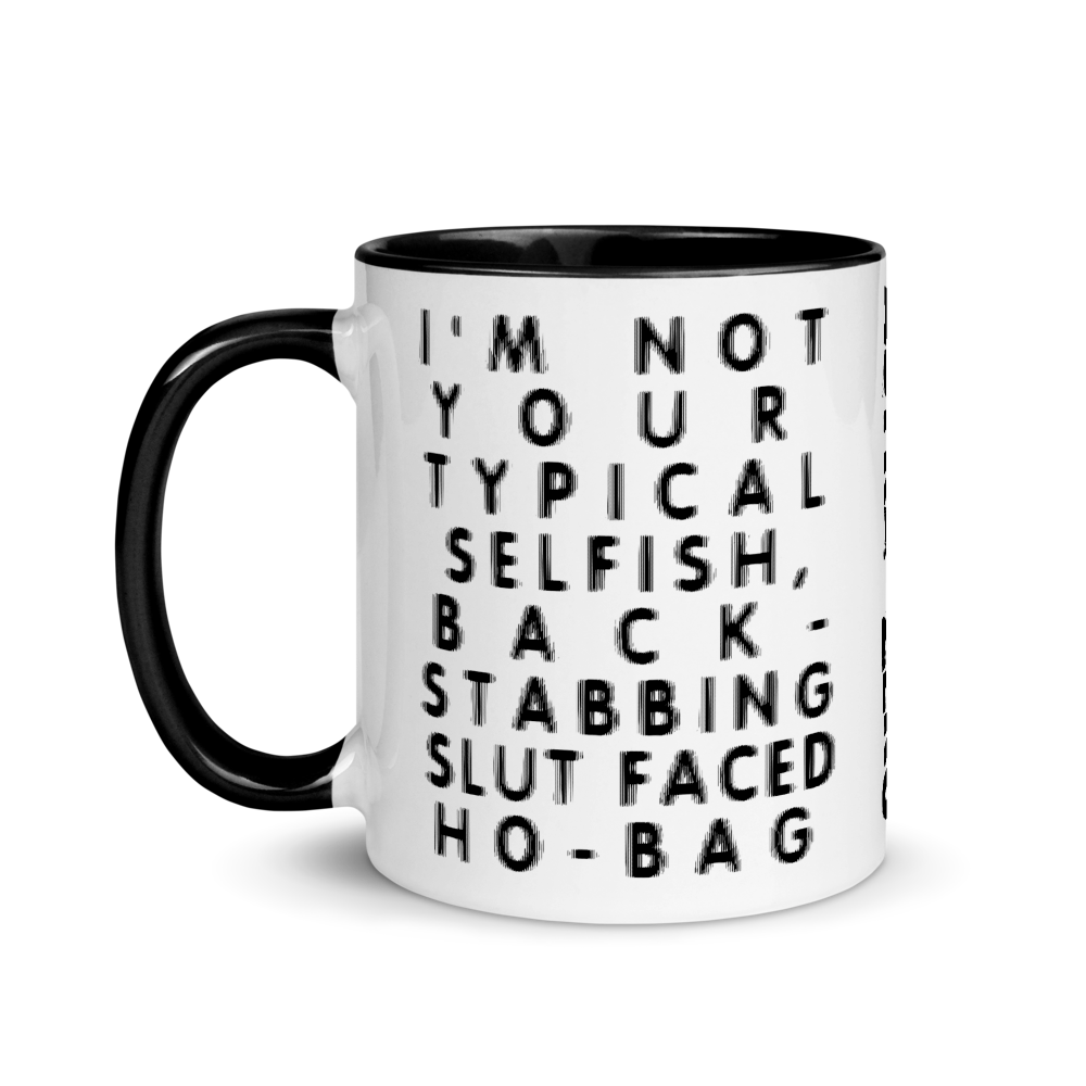 "Featured image for ""Ho-Bag - Mug"""