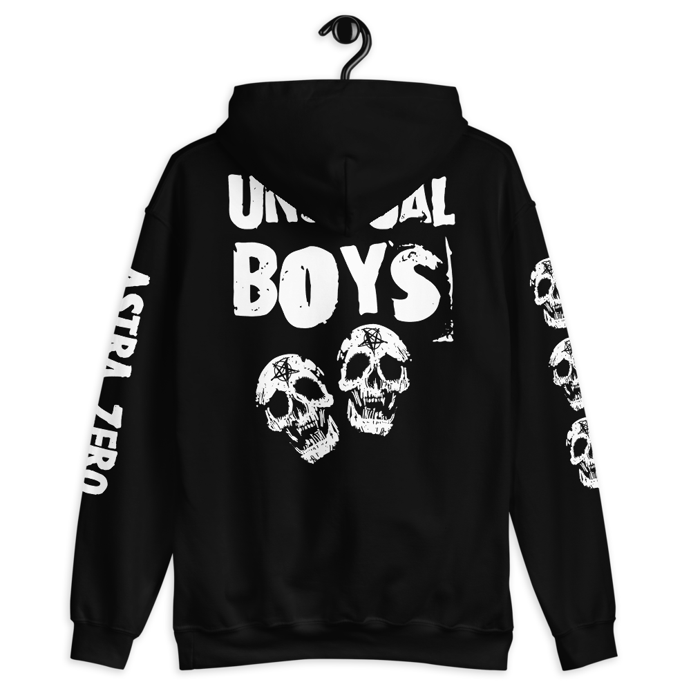 """Featured image for """"Unusual Boys - Unisex Hoodie"""""""