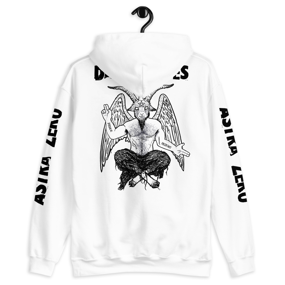 """Featured image for """"Daddy Vibes ( Baphomet )  Unisex Hoodie"""""""