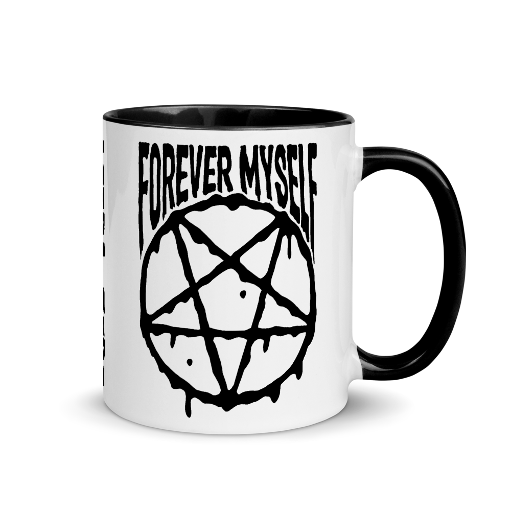 """Featured image for """"Forever Myself - Mug"""""""