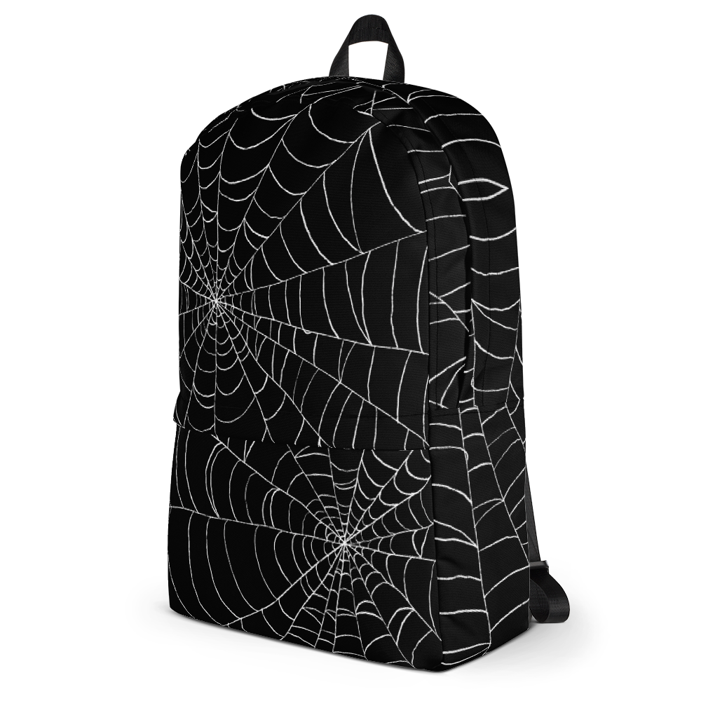"""Featured image for """"Black Web - Backpack"""""""