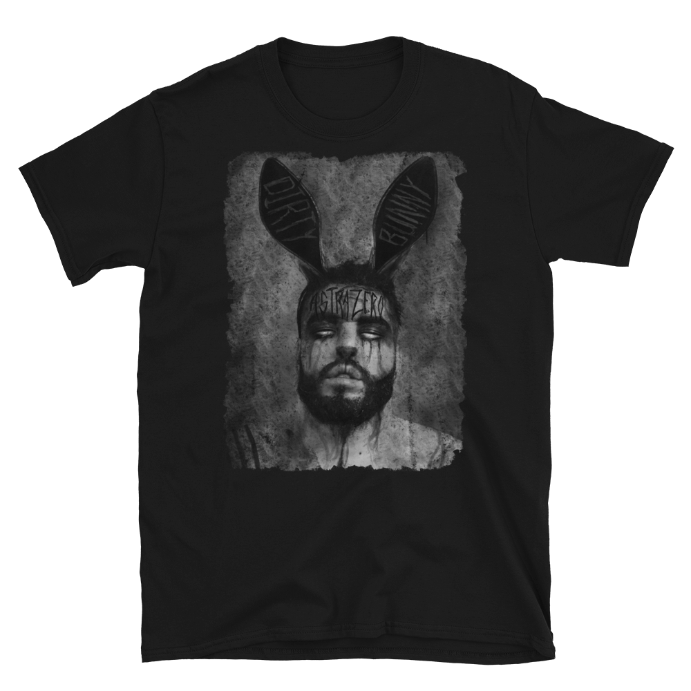 """Featured image for """"Dirty Bunny - Short-Sleeve Unisex T-Shirt"""""""