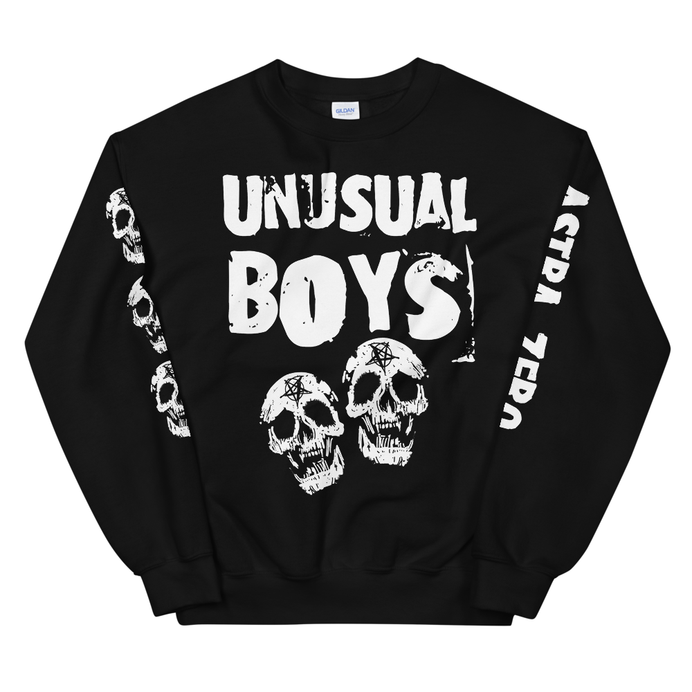 "Featured image for ""Unusual Boys - Unisex Sweatshirt"""