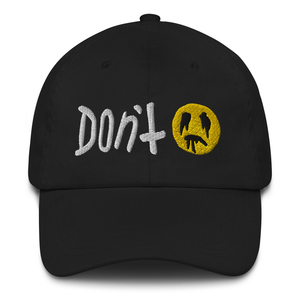 """Featured image for """"Don't -  Dad hat"""""""