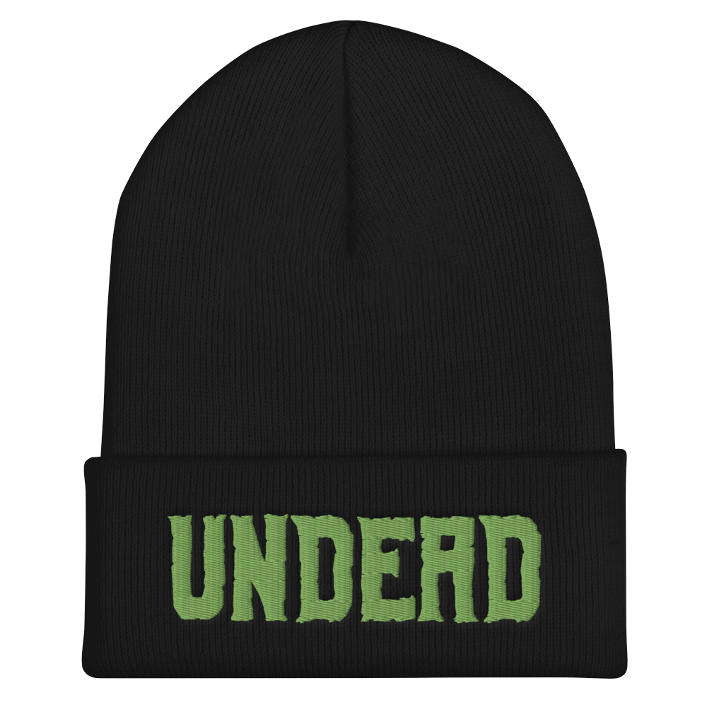 """Featured image for """"Undead - Cuffed Beanie"""""""