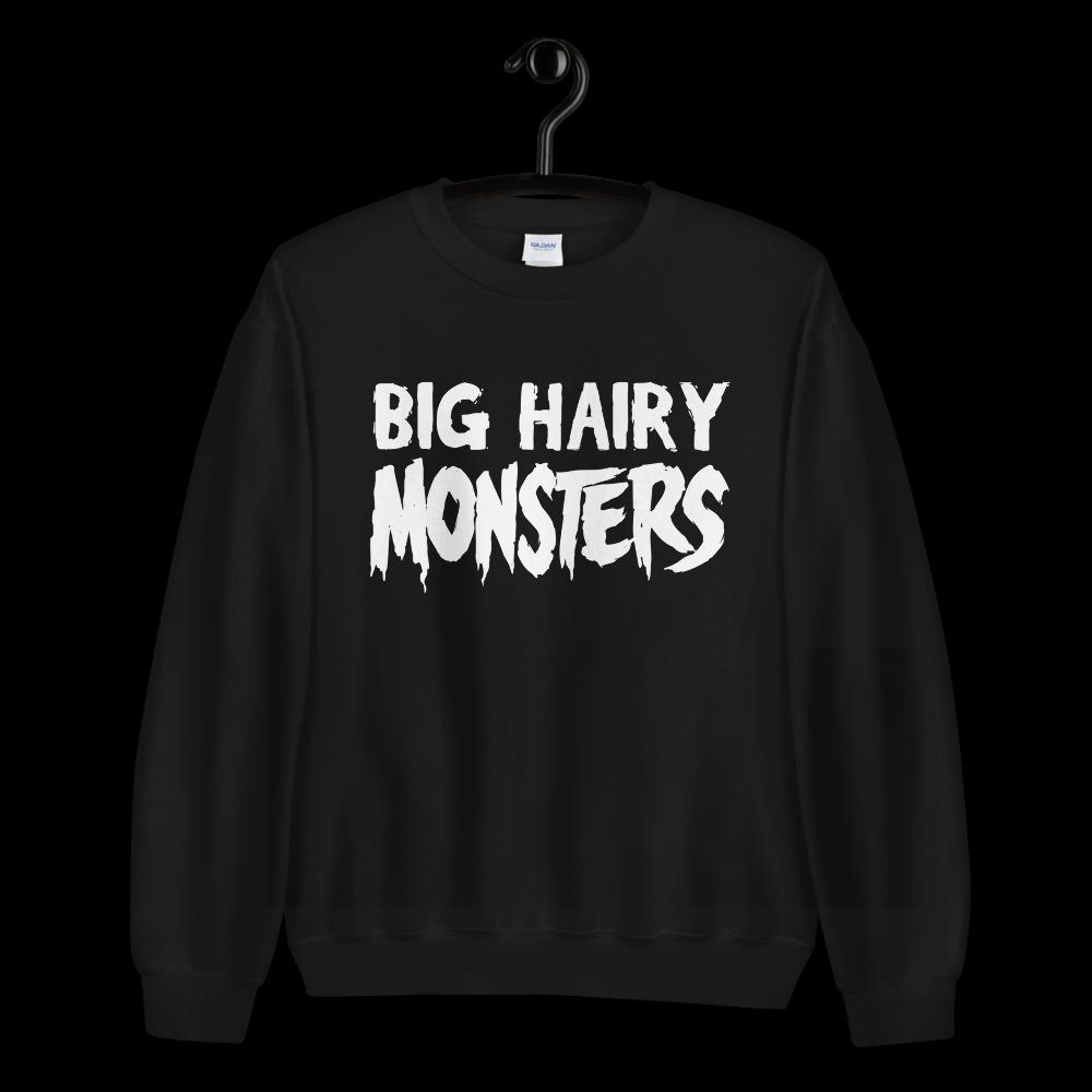 "Featured image for ""Big Hairy Monsters - Unisex Sweatshirt"""