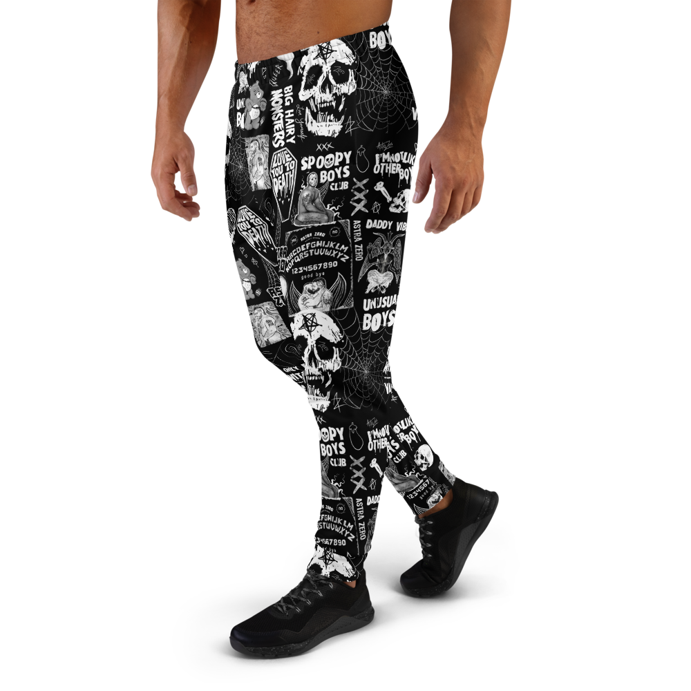 """Featured image for """"Gay Punk - Men's Joggers"""""""