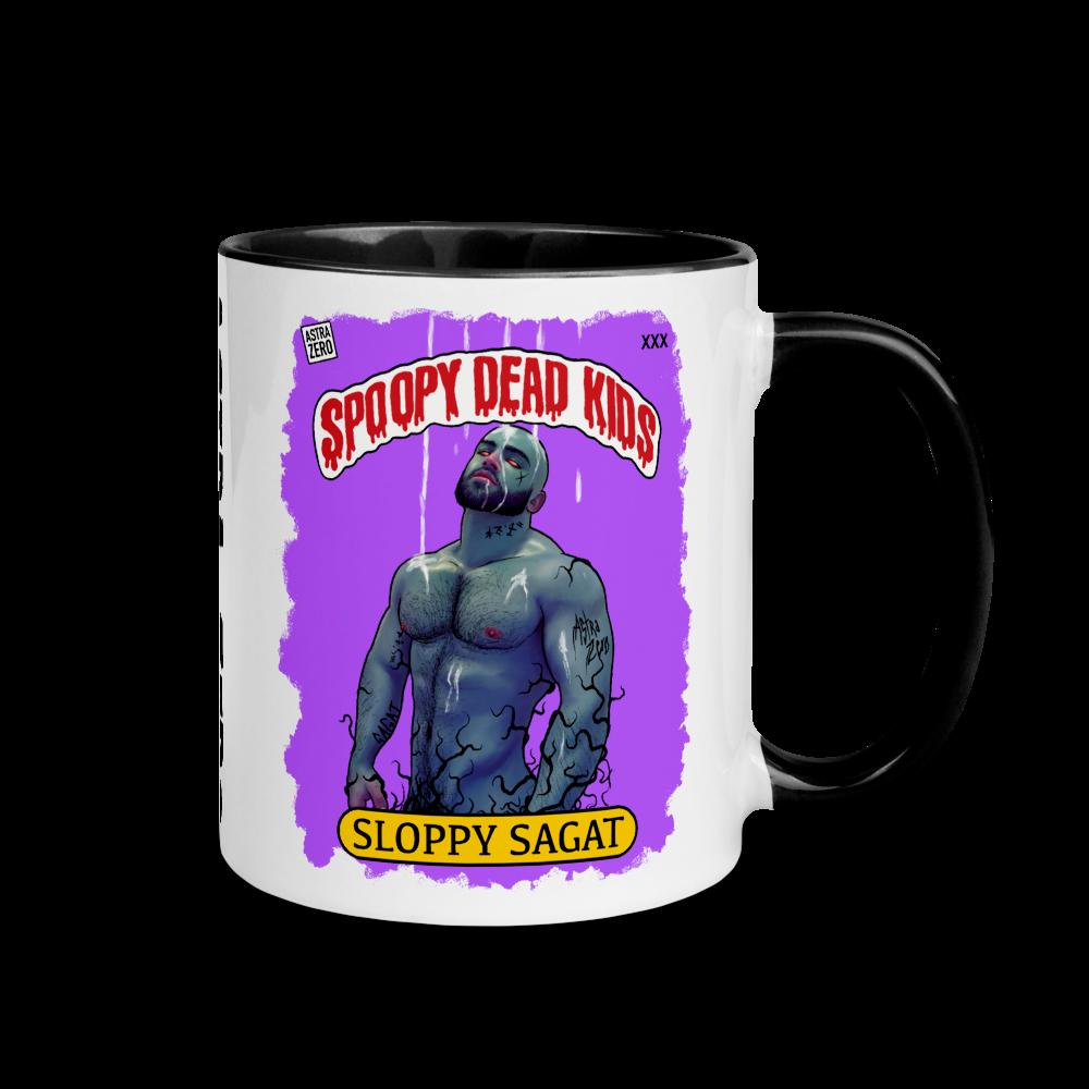"Featured image for ""Spoopy Dead Kids ( Sloppy Sagat ) Mug"""