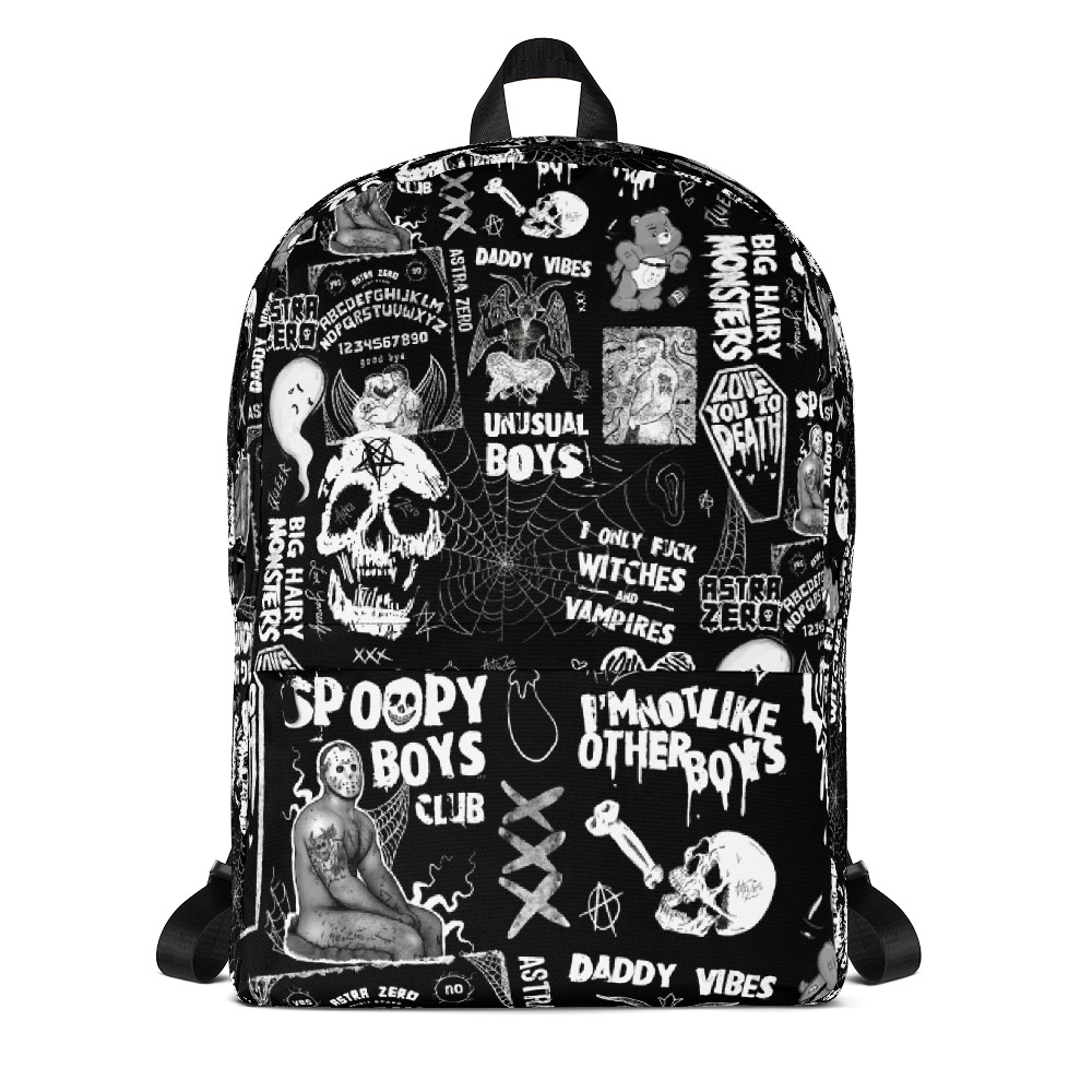 """Featured image for """"Gay Punk - Backpack"""""""