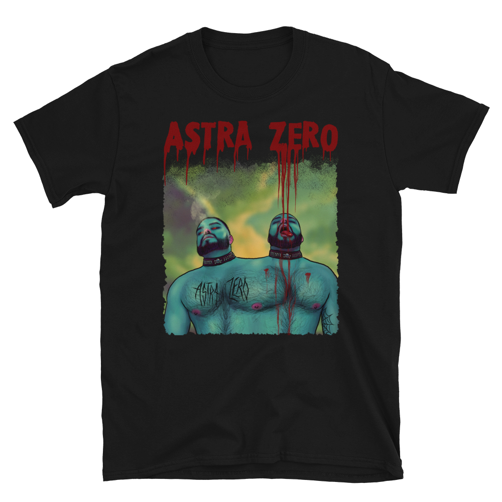 """Featured image for """"Astra Zero: Blood Twins - Short-Sleeve Unisex T-Shirt"""""""