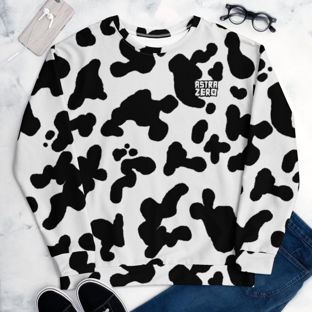 "Featured image for ""Astra Zero Cow - Unisex Sweatshirt"""