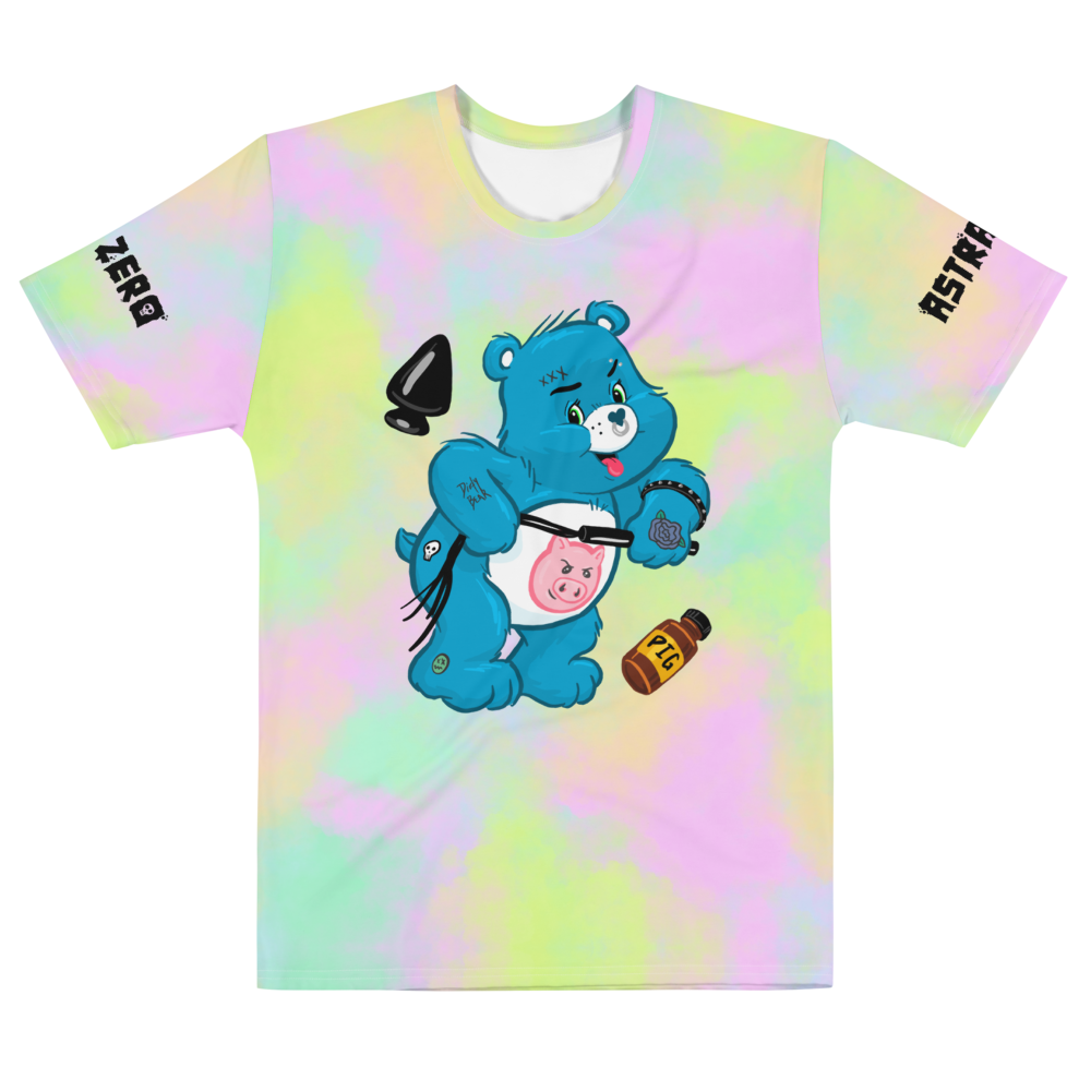 """Featured image for """"Dirty Bear Pastel - Men's T-shirt"""""""
