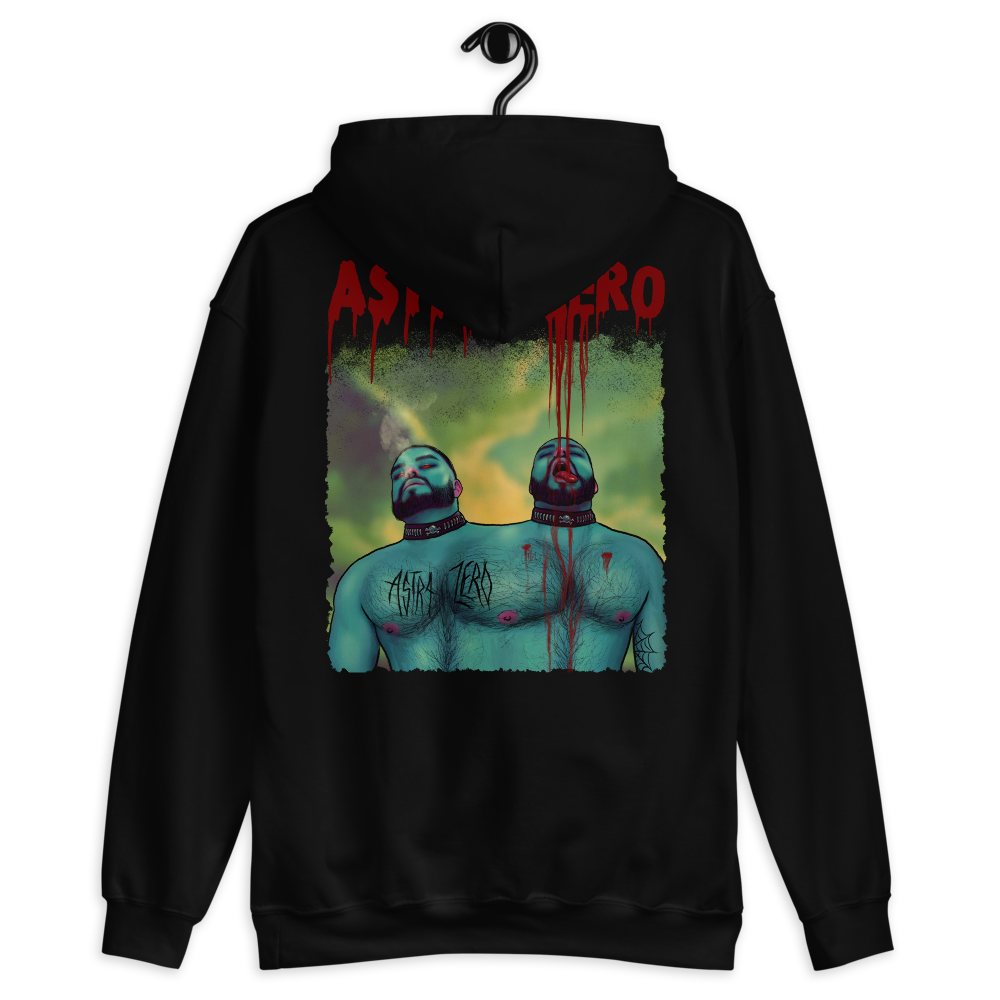 """Featured image for """"Astra Zero: Blood Twins - Unisex Hoodie"""""""