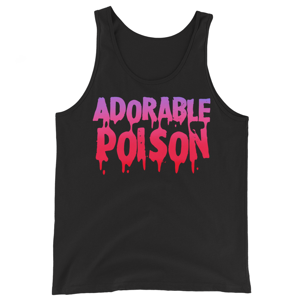 """Featured image for """"Adorable Poison -  Unisex Tank Top"""""""