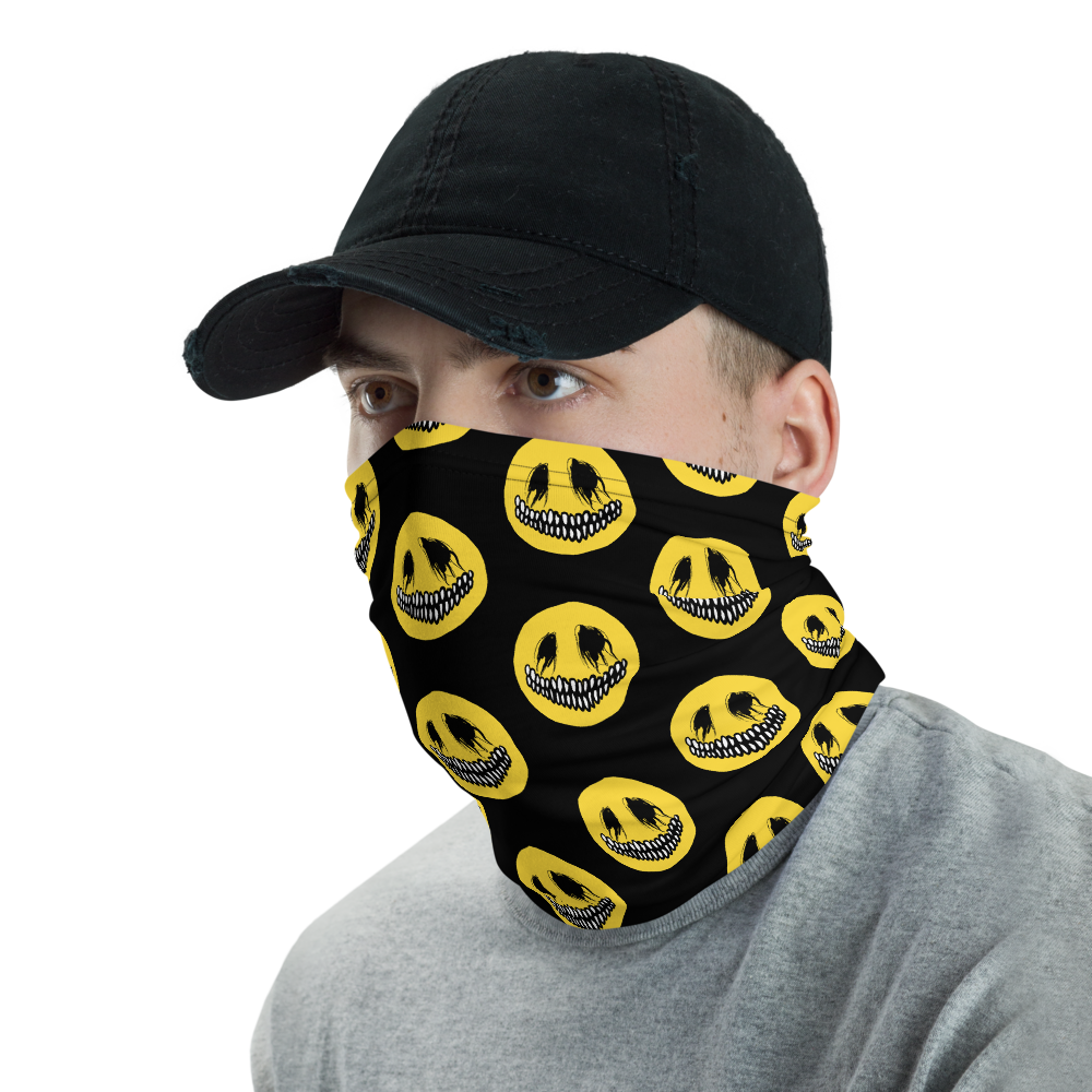 """Featured image for """"Smiley - Neck Gaiter"""""""