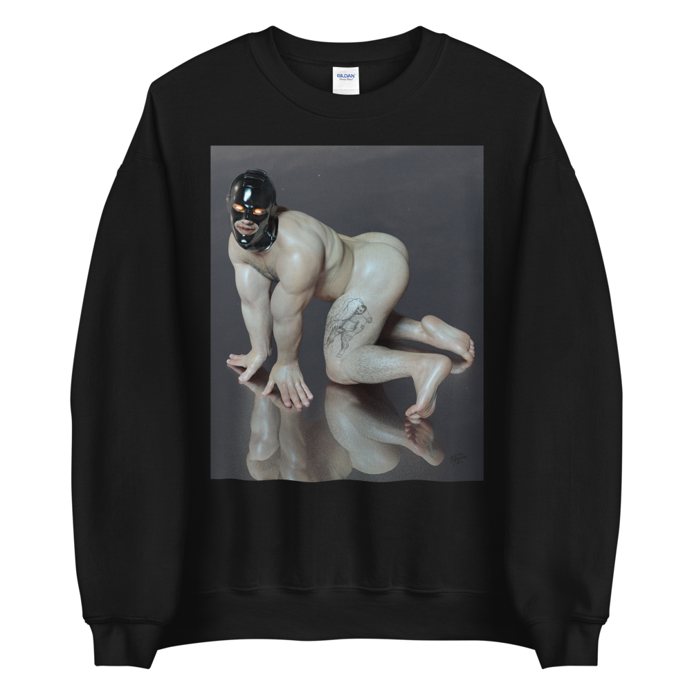"""Featured image for """"Positions - Unisex Sweatshirt"""""""