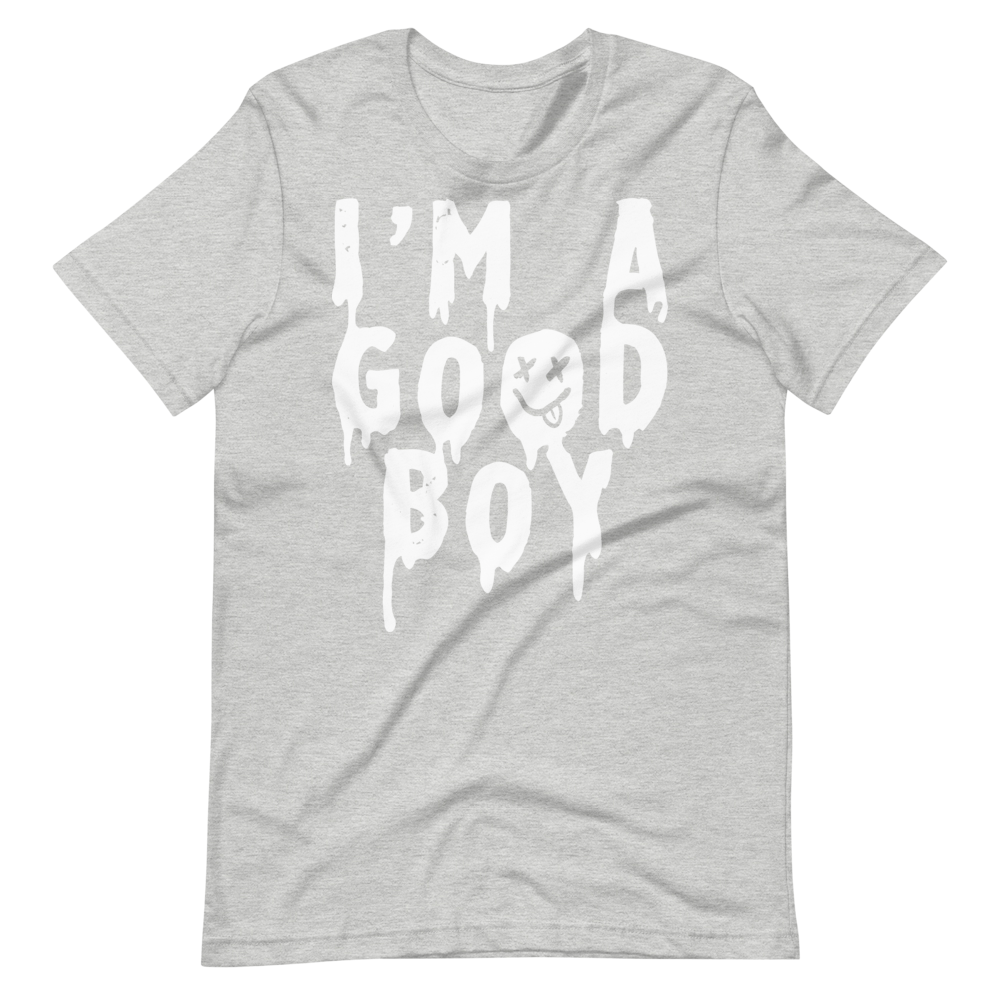 """Featured image for """"I'm a Good Boy - Short-Sleeve Unisex T-Shirt"""""""