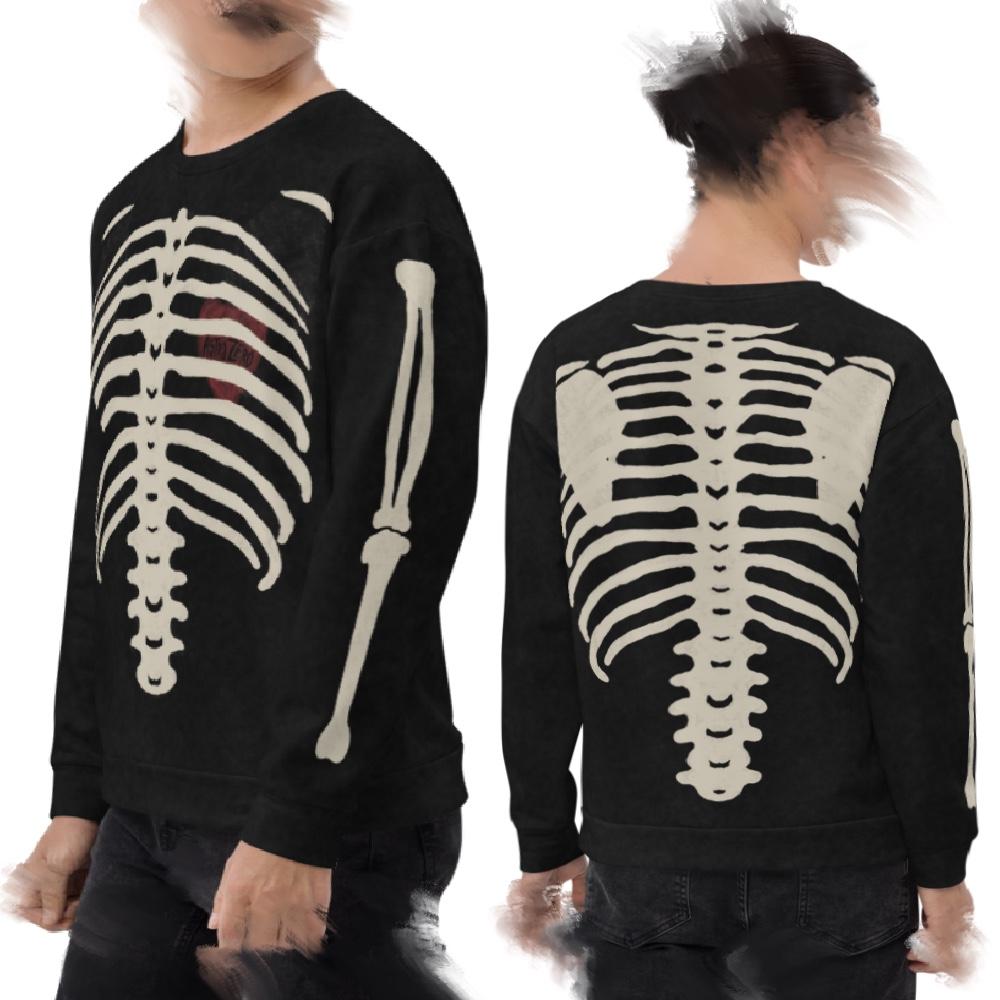 "Featured image for ""Dirty Bones - Unisex Sweatshirt"""