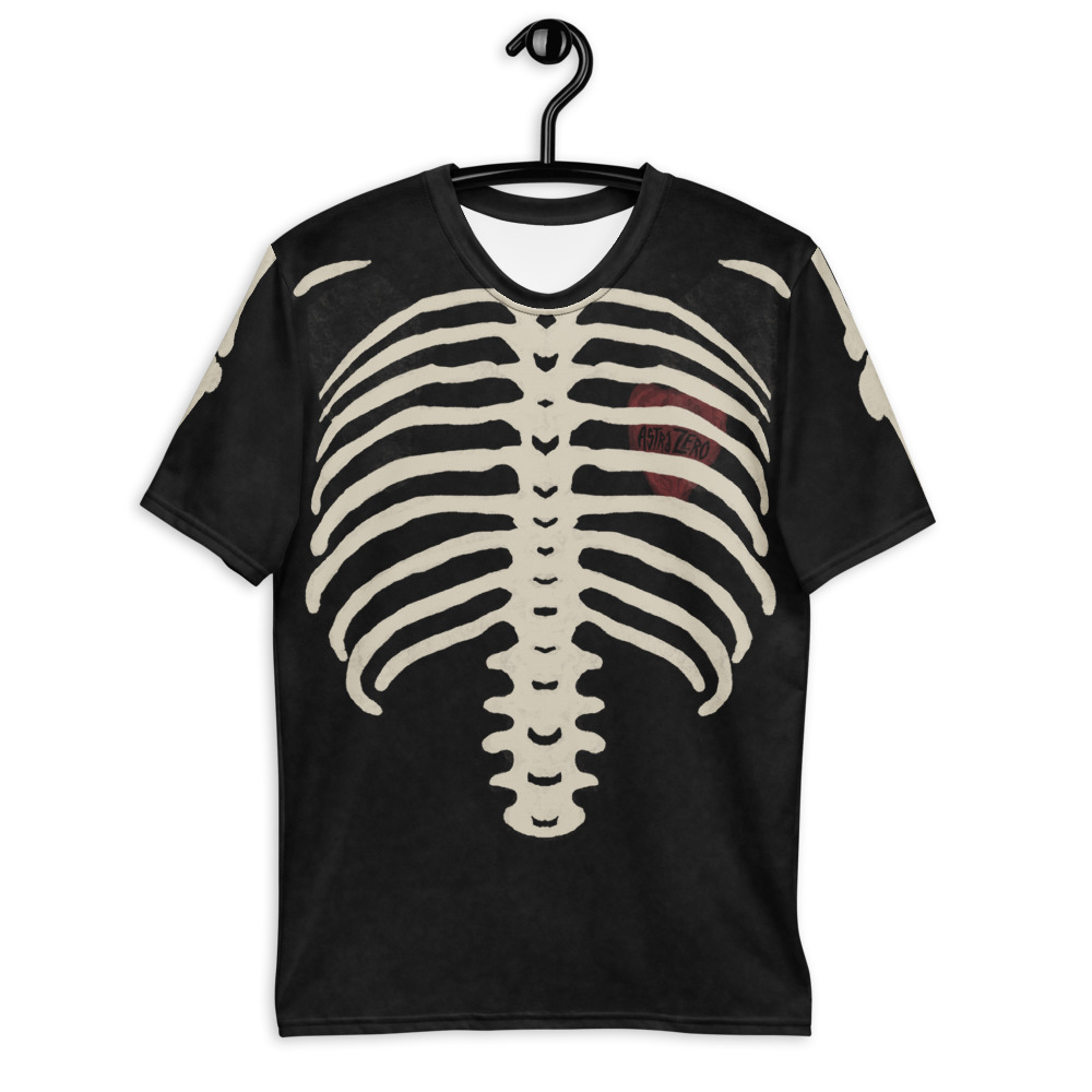 """Featured image for """"Dirty Bones - Men's T-shirt"""""""
