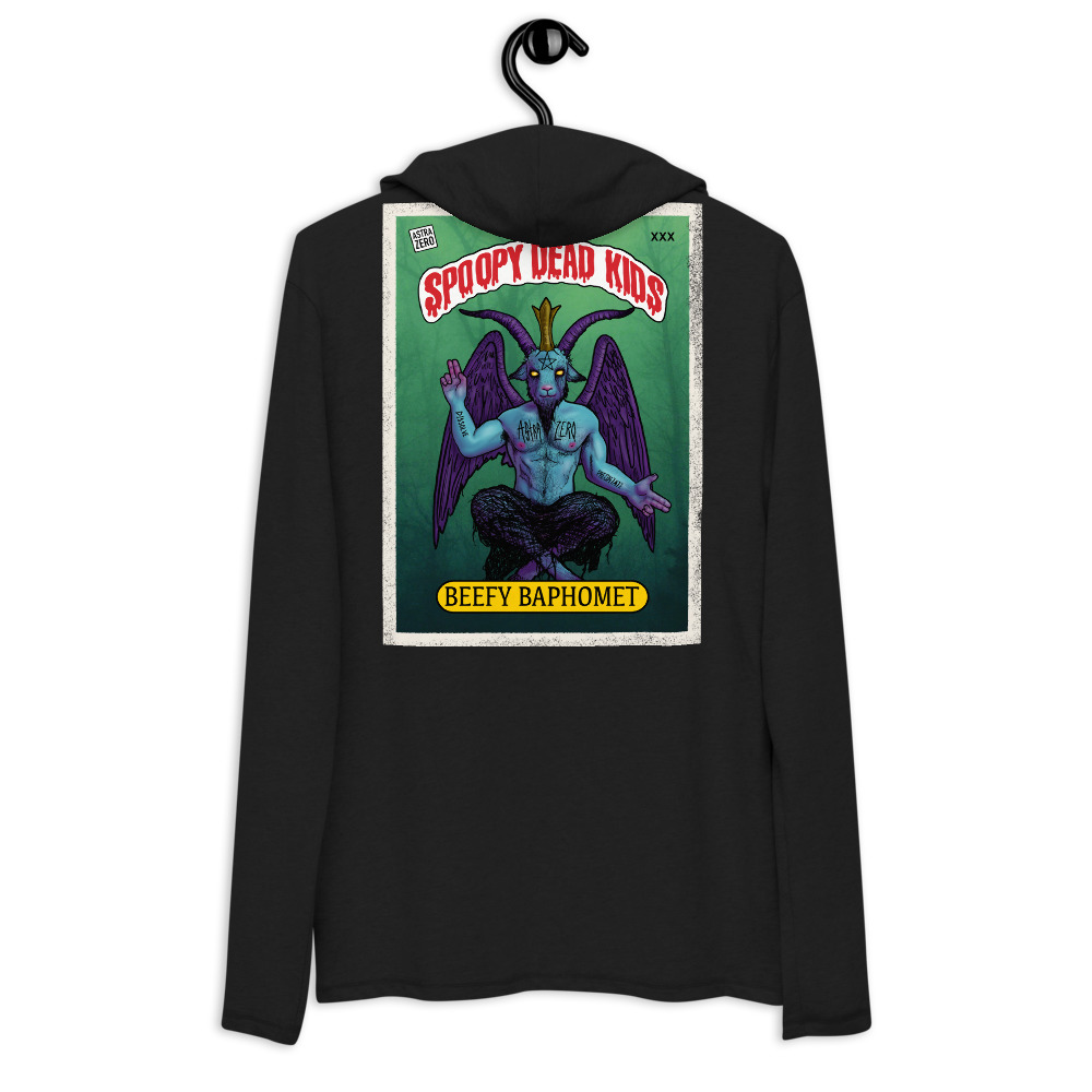 """Featured image for """"Spoopy Dead Kids - Unisex Lightweight Hoodie 