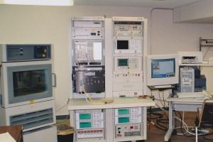 RF Radio Frequency Electronic Circuit Testing
