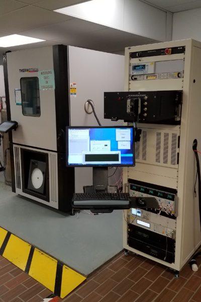 Space Flight Hardware Testing