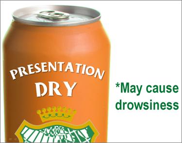 Presentation Dry