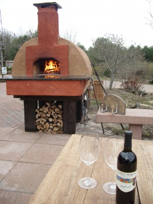 Economical Outdoor Brick Oven