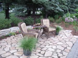 Outdoor Patio Eco Friendly Design